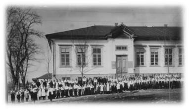 ФОТО: Старая школа